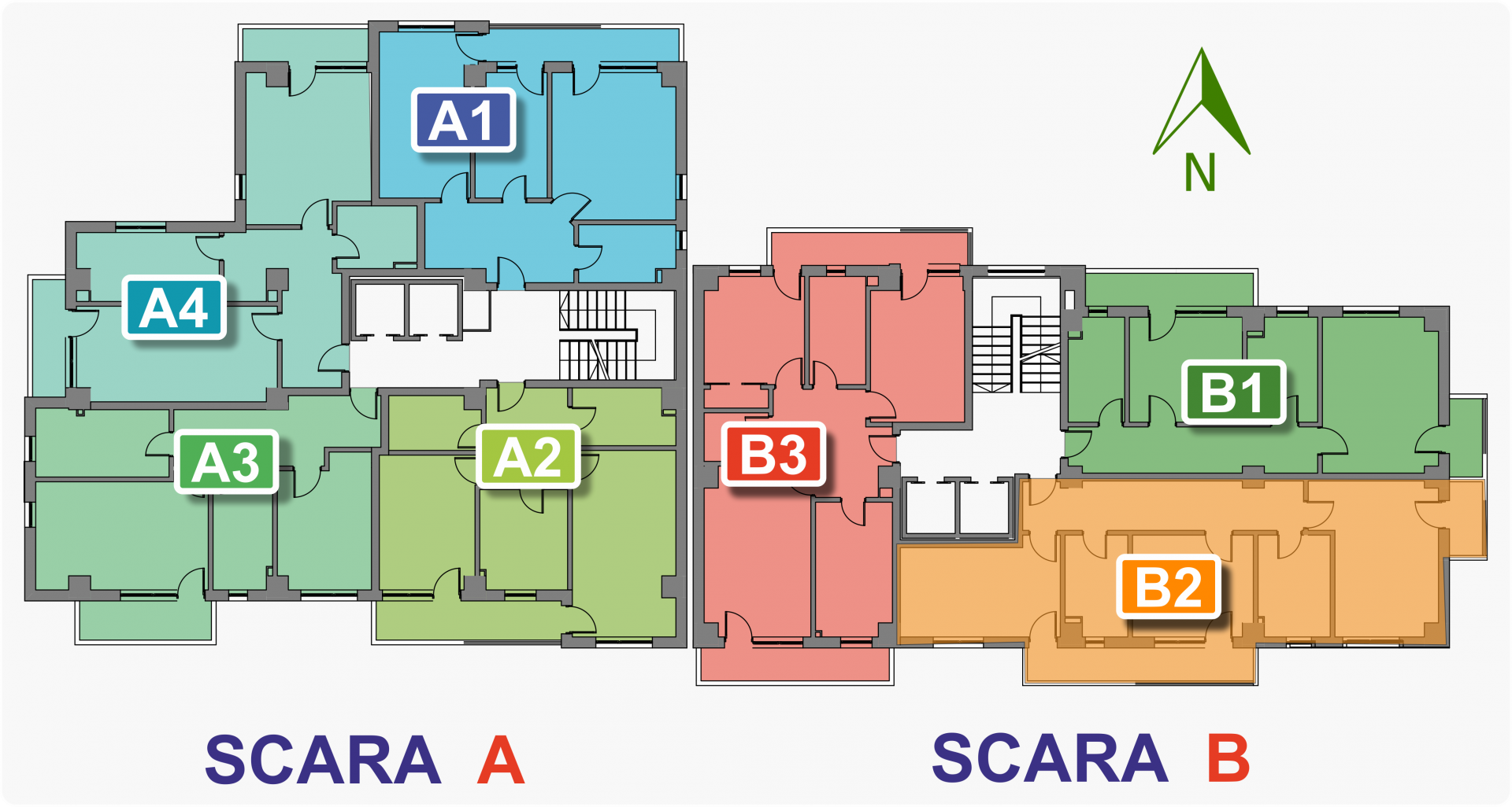 Lista apartamente